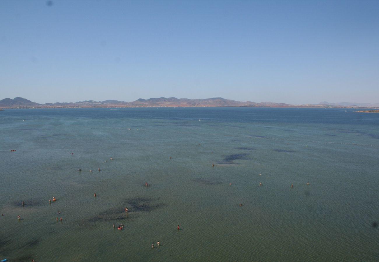 Apartamento en La Manga del Mar Menor - Neptuno Torre 11ºD