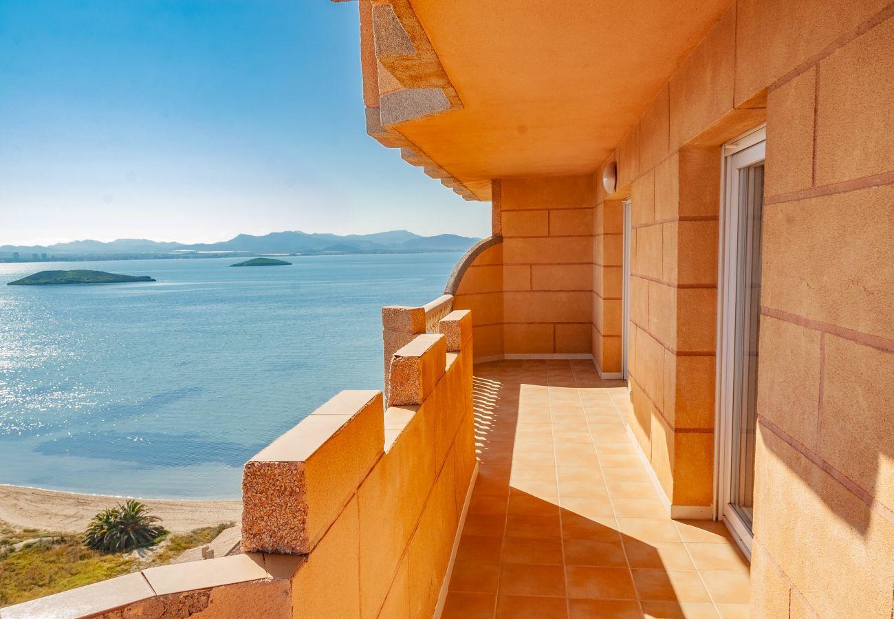 Apartamento en La Manga del Mar Menor - Castillo 2F TN 11ºB