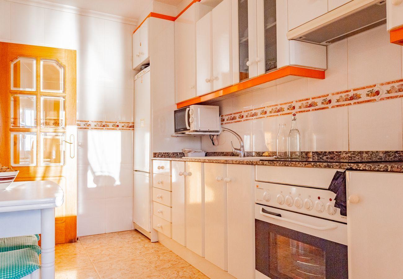 Apartamento en La Manga del Mar Menor - Castillo II P14 8ºB