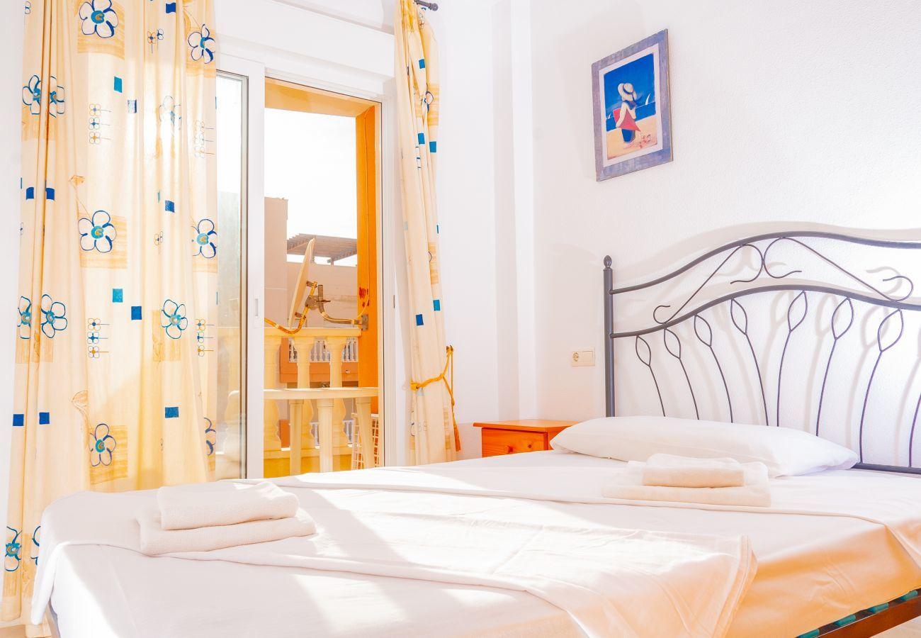 Apartamento en La Manga del Mar Menor - Mares II B1 P1 8ºDcha.