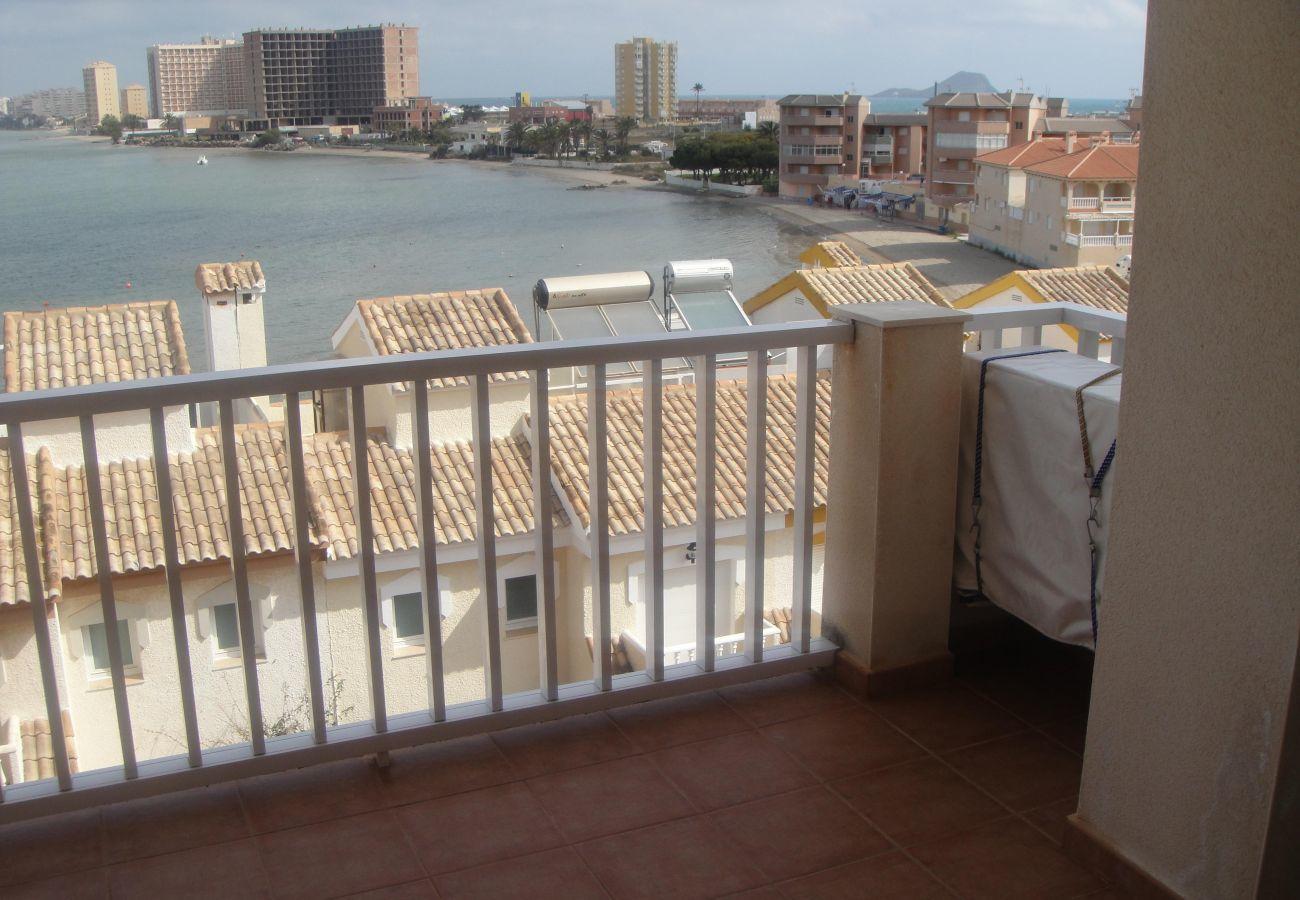 Apartamento en La Manga del Mar Menor - Cabo Romano P2 3ºD
