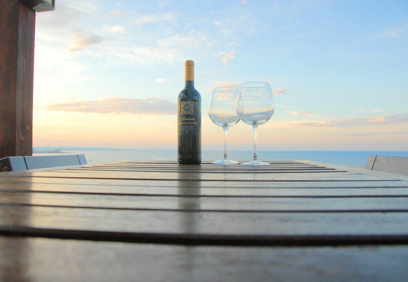Ferienwohnung in Manga del Mar Menor - Bahia 2000 P1 9ºB