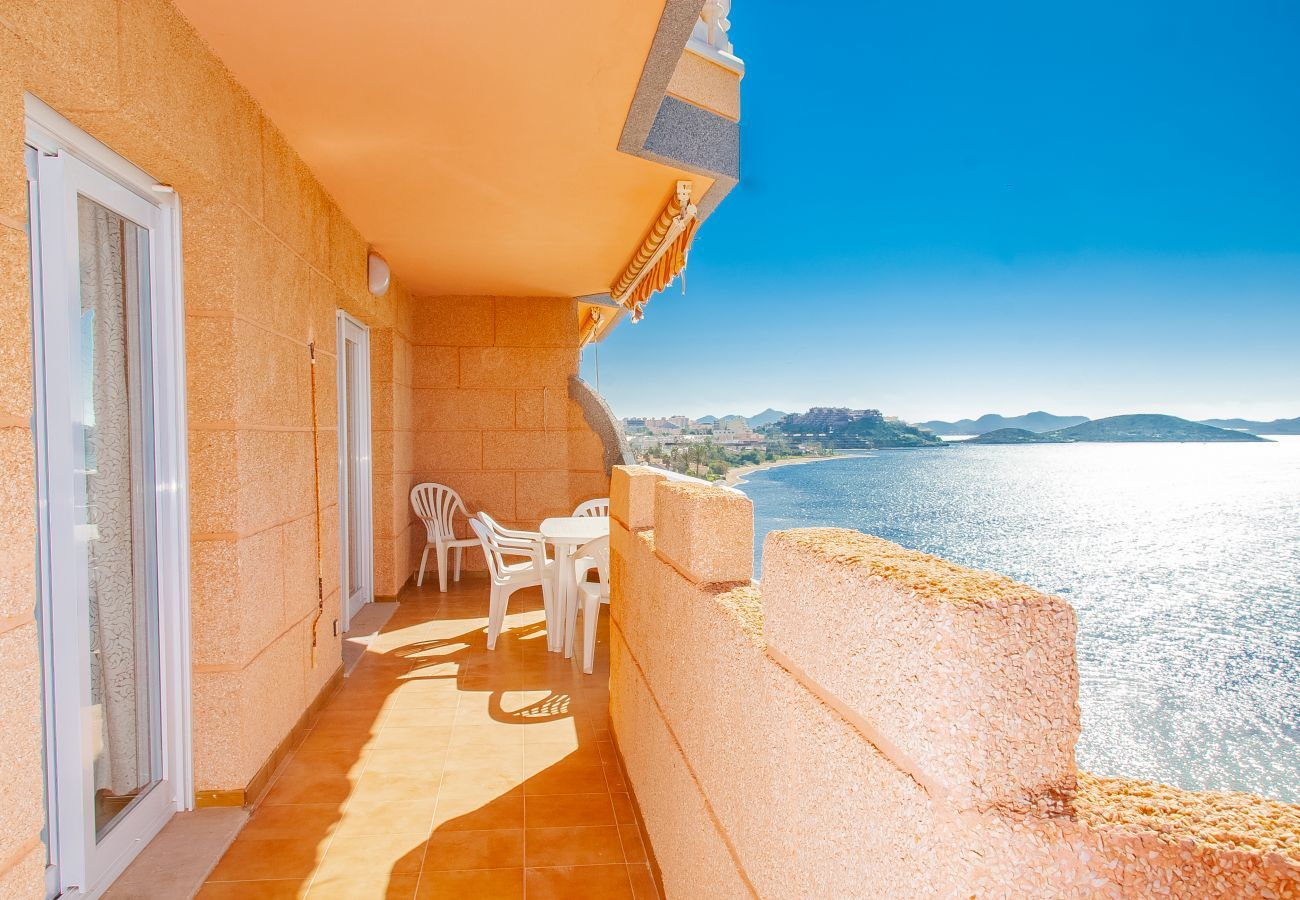 Ferienwohnung in Manga del Mar Menor - Castillo 1F TN 5ºA