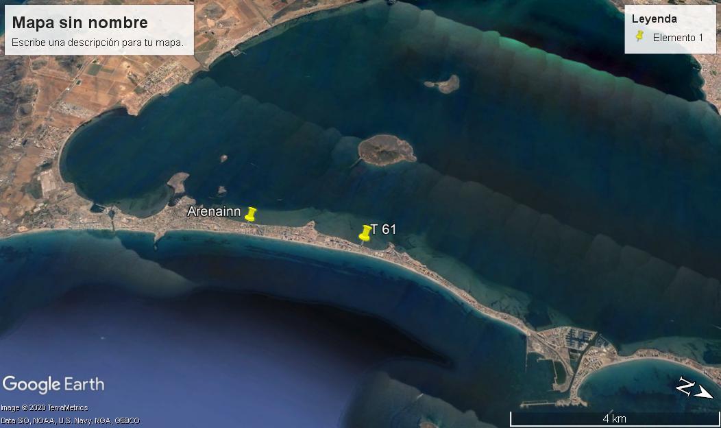 La Manga del Mar Menor - Chalet