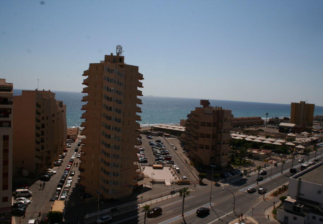 Apartment in La Manga del Mar Menor - Neptuno Torre 11ºD