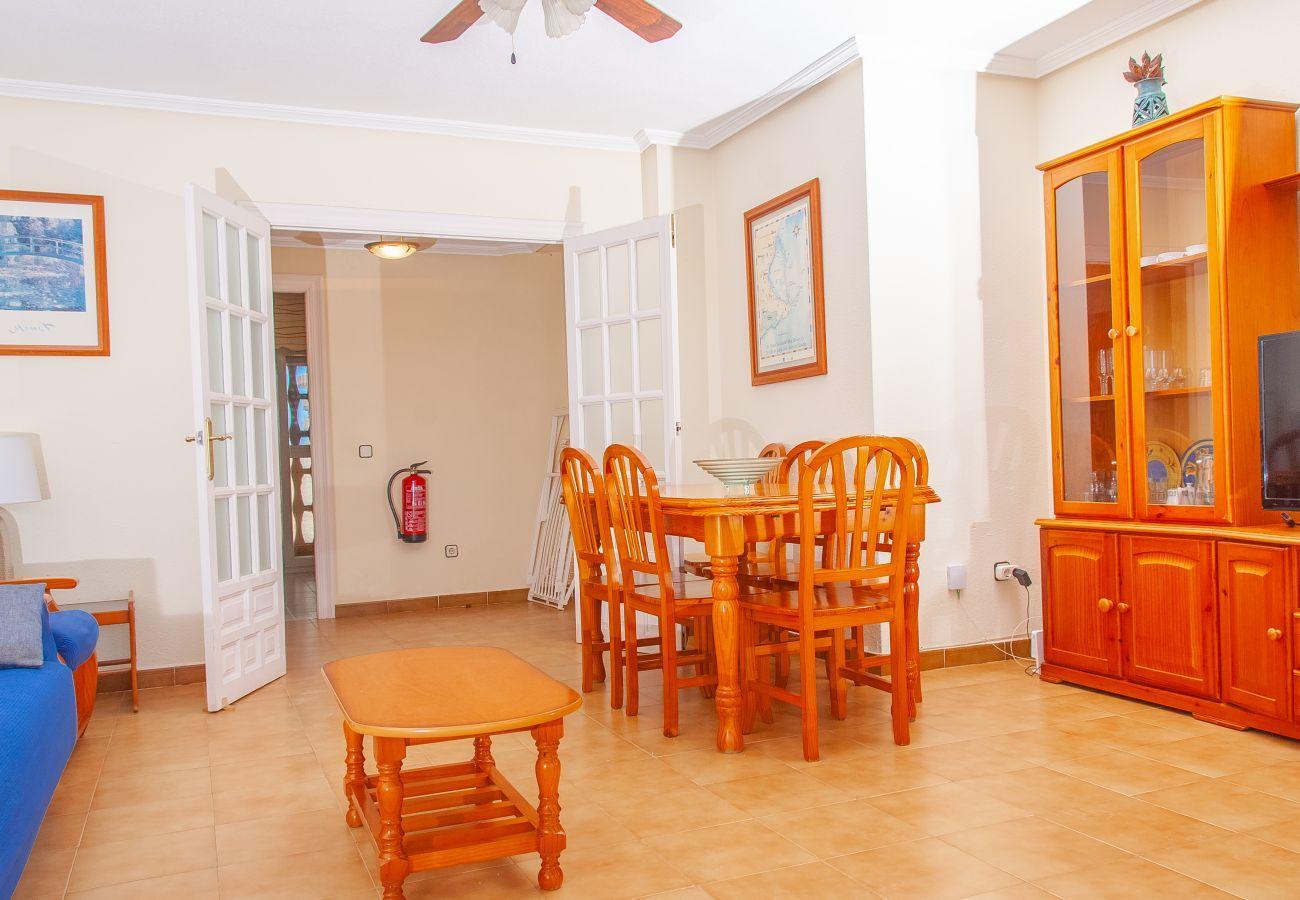 Apartment in La Manga del Mar Menor - Castillo 1F TN 5ºA