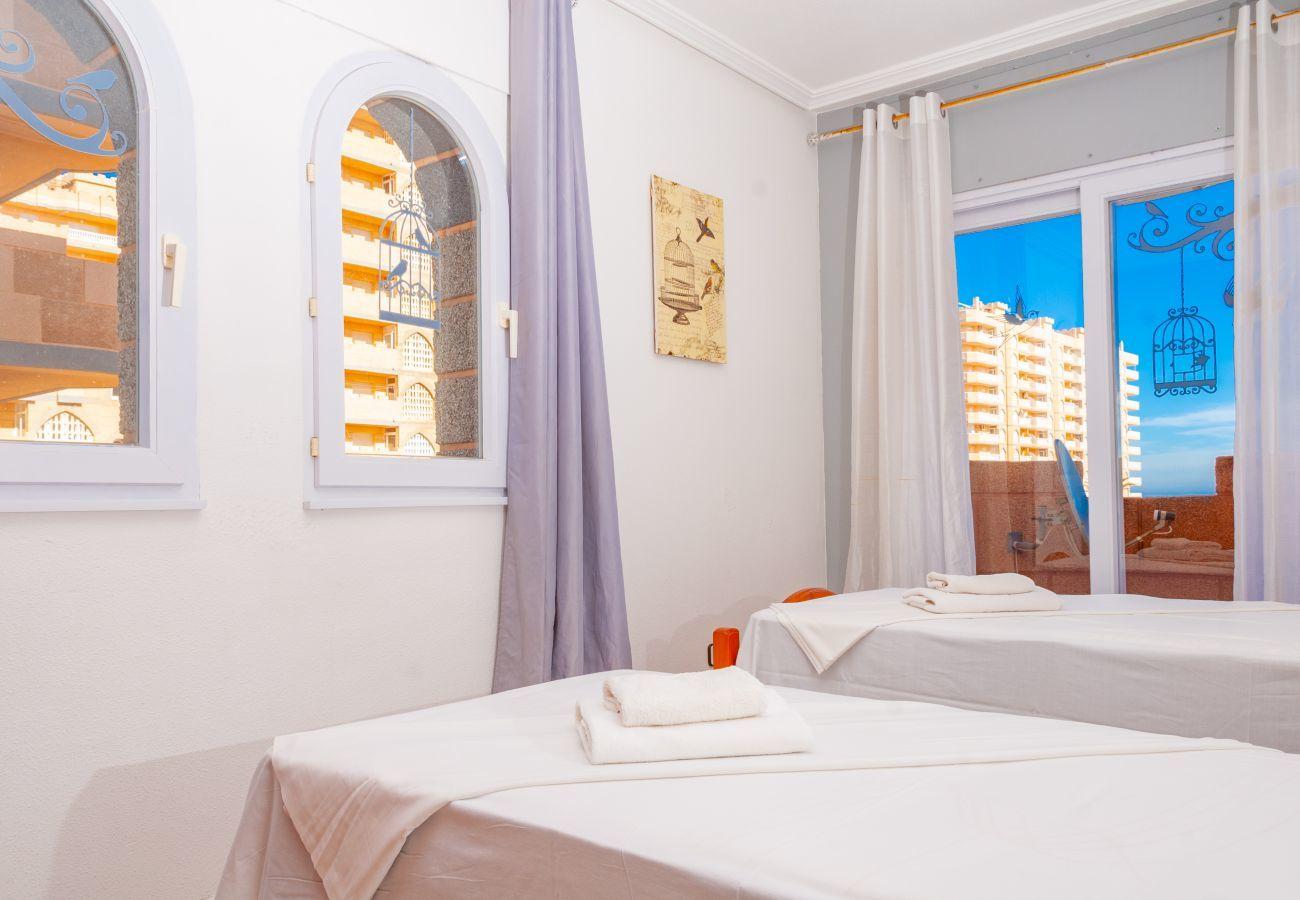 Apartment in La Manga del Mar Menor - Castillo 1F TS 3ºB
