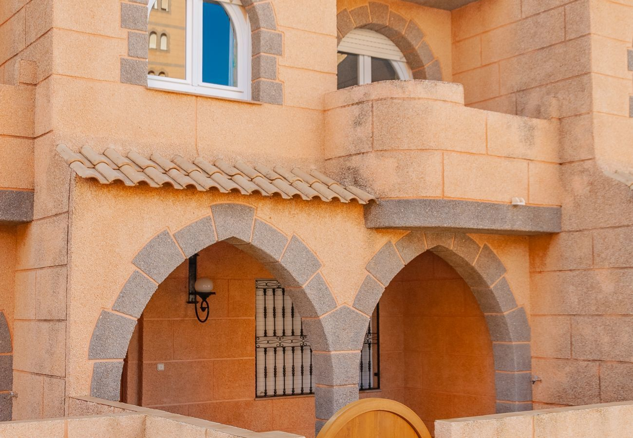 Townhouse in La Manga del Mar Menor - Castillo 2F DS Duplex nº9