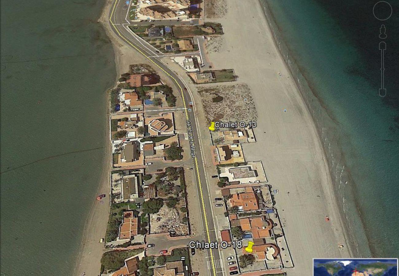 Chalet in La Manga del Mar Menor - Chalet O-13