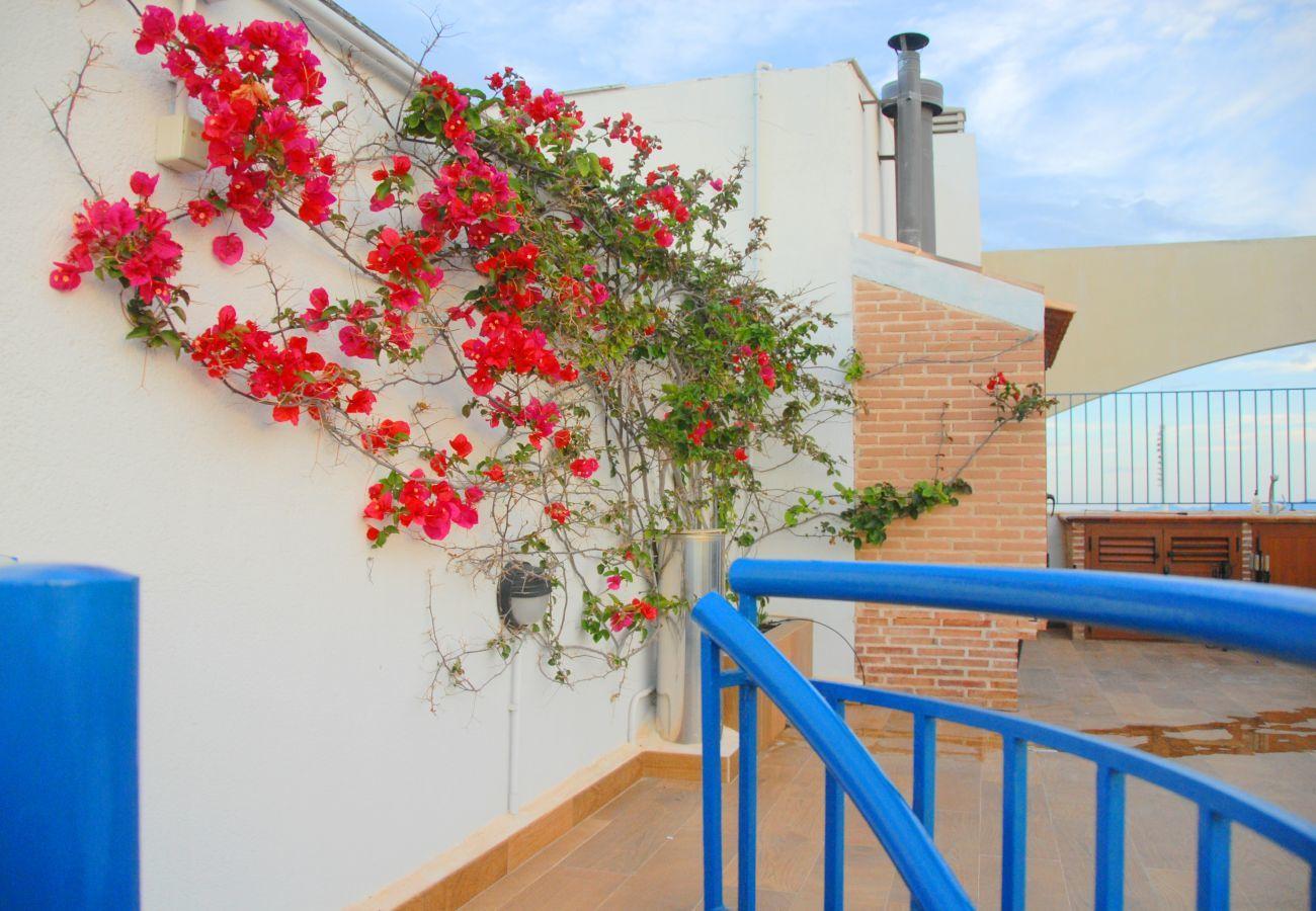 Lägenhet i La Manga del Mar Menor - Bahia 2000 P1 9ºB