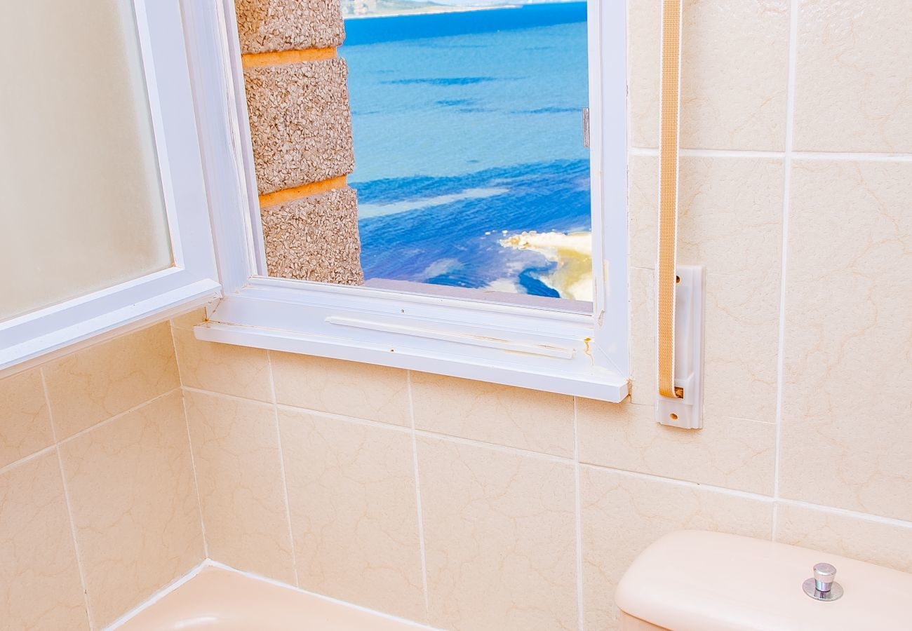 Lägenhet i La Manga del Mar Menor - Castillo 1F TN 5ºA