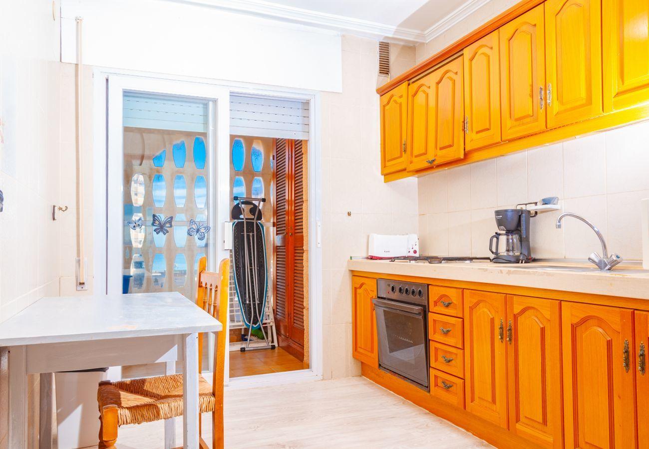 Lägenhet i La Manga del Mar Menor - Castillo 1F TS 3ºB