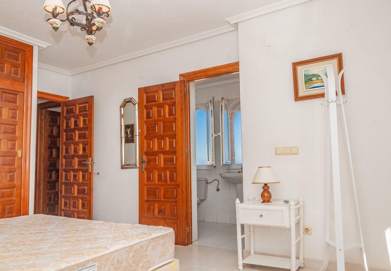 Lägenhet i La Manga del Mar Menor - Castillo 2F TN 11ºB