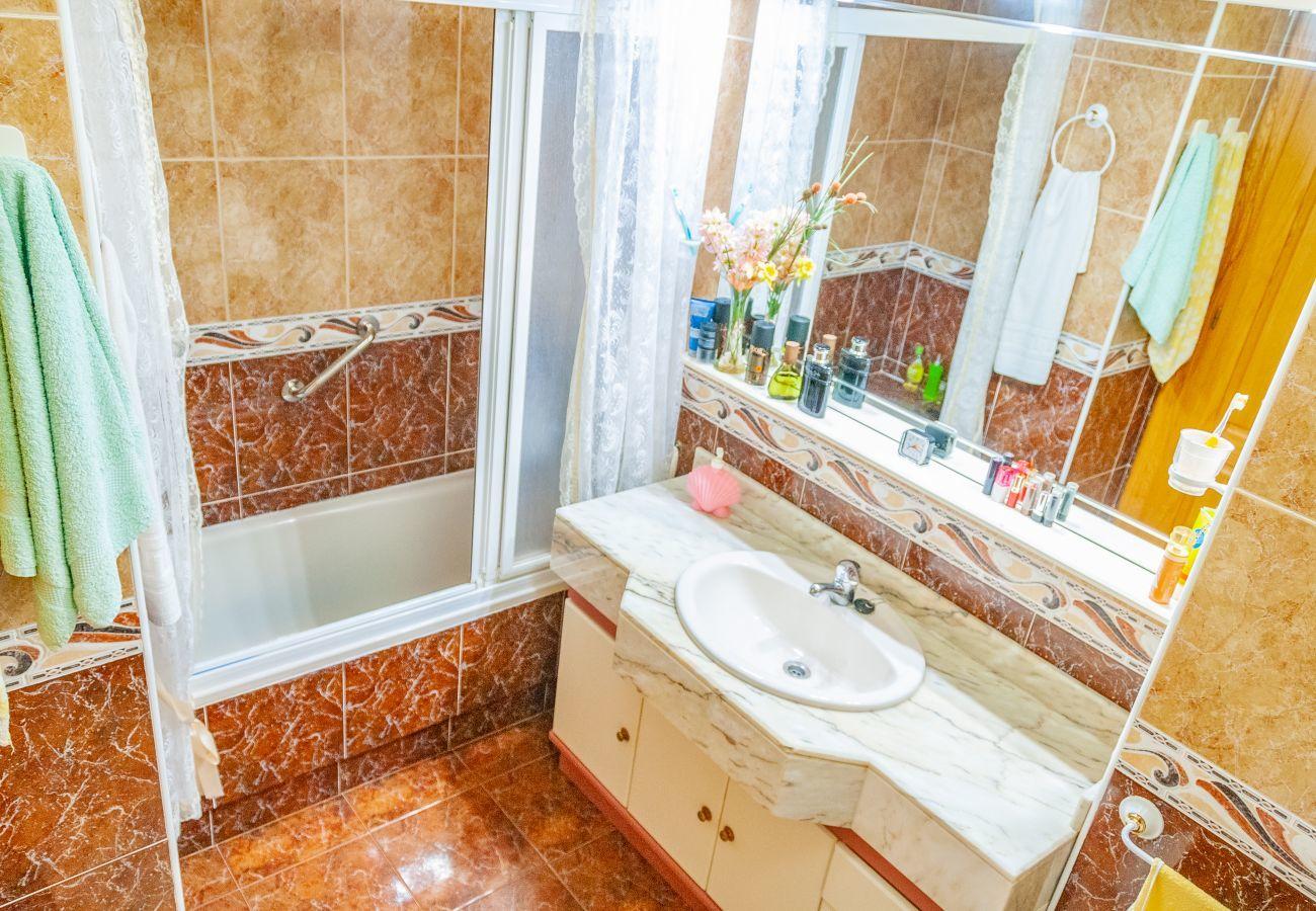 Lägenhet i La Manga del Mar Menor - Castillo II P14 8ºB