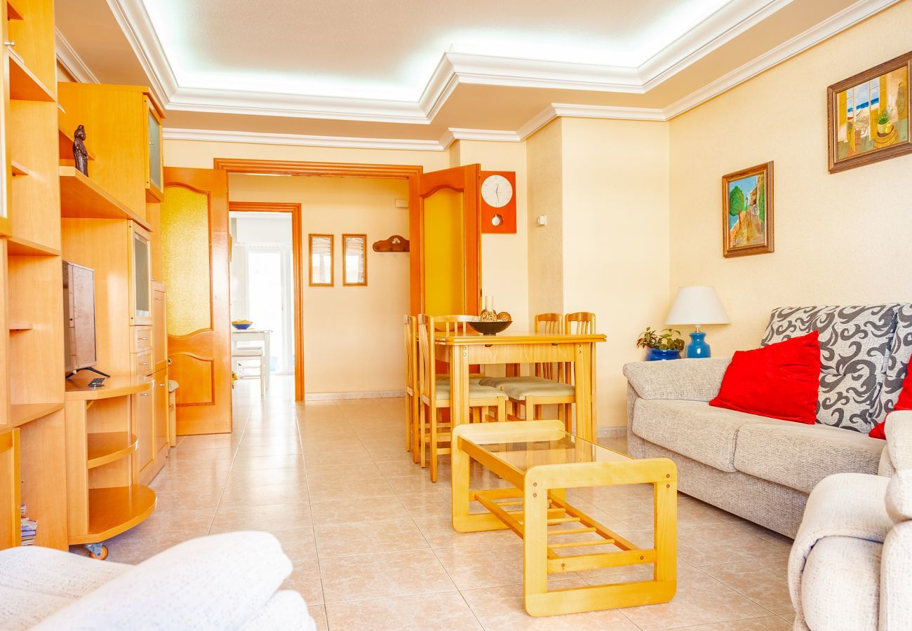 Lägenhet i La Manga del Mar Menor - Castillo II P6 4ºA